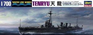 Hasegawa WL357 Japanese Navy Light Cruiser Tenryu (1:700)