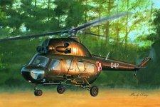 Hobby Boss 87242 Mi-2US Hoplite gunship variant (1:72)