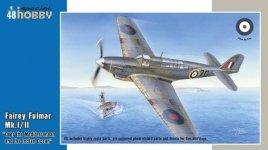 Special Hobby 48157 Fairey Fulmar Mk.I/IIHi-Tech