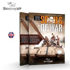 502 Abteilung ABT750 SPOILS OF WAR VOL. 2