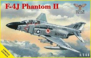Sova 14001 F4J Phantom II 1/144