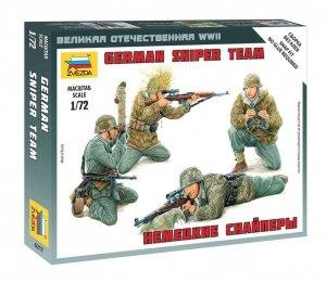 Zvezda 6217 German Sniper Team (1:72)