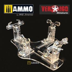 Vertigo VMP005 Plastic stand & transport jig EVO 7248