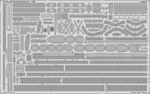 Eduard 53245 DKM Schleswig - Holstein 1/350 TRUMPETER