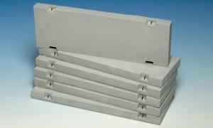 Eureka XXL E-021 Modern Concrete Road Panels Set #3 1/35