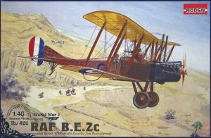 Roden 426 Royal Aircraft Factory B.E.2c