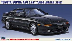 Hasegawa HC40 TOYOTA SUPRA A70 3.0GT TURBO LIMITED 1/24