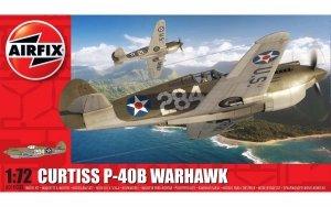 Airfix 01003B Curtiss P-40B Warhawk 1/72