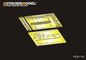 Voyager Model PEA116 Space Armor for Stryker M1126 (For AFV35126) 1/35