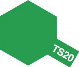 Tamiya TS20 Metallic Green (85020)