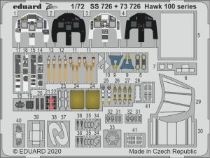 Eduard 73726 Hawk 100 series AIRFIX 1/72