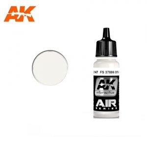 AK Interactive AK 2147 FS 37886 OFFWHITE 17ml