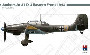 Hobby 2000 48004 Junkers Ju-87D-3 Eastern Front 1943 1/48
