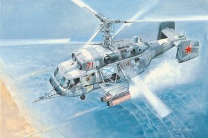 Hobby Boss 87227 Soviet Kamov Ka-29 Helix-B (1:72)