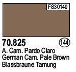 Vallejo 70825 German Cam. Pale Brown (144)