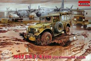 Roden 809 M42 US 3/4 ton 4x4 Command truck (1:35)
