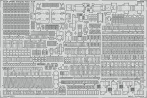 Eduard 53224 CVN-65 Enterprise pt.2 TAMIYA 1/350