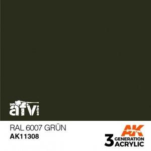 AK-Interactive AK 11308 RAL 6007 GRÜN 17ml
