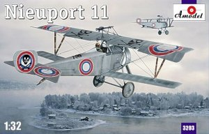 A-Model 03203 French IWW fighter Nieuport 11 Bebe 1:32