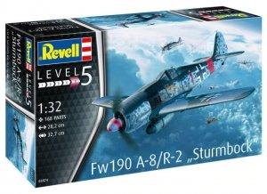 Revell 03874 Focke Wulf Fw 190 A-8 Sturmbock 1/32