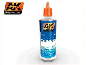 AK Interactive AK 712 Acrylic Thinner 60ml