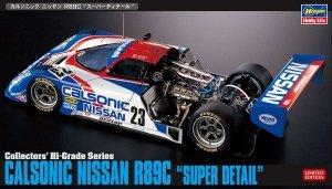 Hasegawa HC45 51045 Calsonic Nissan R89C Super Detail 1/24