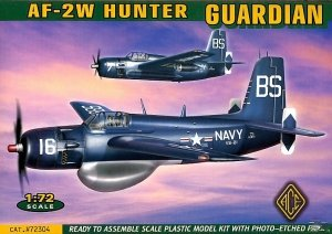Ace 72304 Af-2W Grummann Hunter 1:72