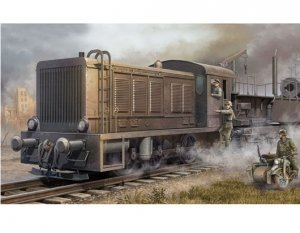 Trumpeter 00216 German WR 360 C12 Locomotive (1:35)