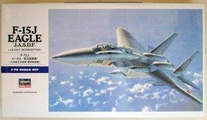 Hasegawa E12 F-15J Eagle JASDF 1/72