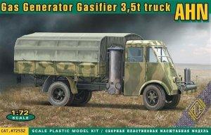 ACE 72532 AHN Gas Generator Gasifier 3,5t truck (1:72)