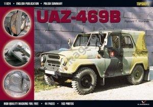 Kagero 11024 UAZ-469B EN/PL
