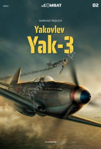 Kagero 88002 Yakovlev Yak-3 EN/PL