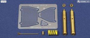 Tamiya 12636 Yamaha YZR-M1 09 Front Fork Set 1/12