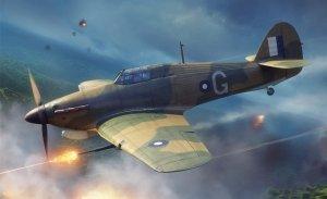 Fly 32015 Hawker Hurricane Mk.IId (1:32)