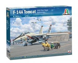 Italeri 1414 F-14A Tomcat 1/72