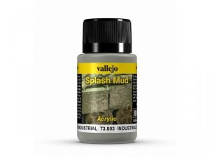 Vallejo 73803 Splash Mud - Indust. Splash Mud 40ml