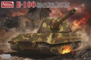 Amusing Hobby 35A015 E-100 German Super Heavy Tank (Krupp turret) (1:35)