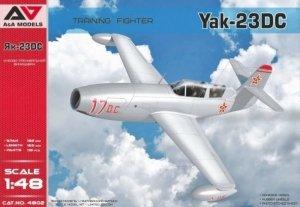 A&A Models 4802 Yakovlev Yak-23 DC 1/48