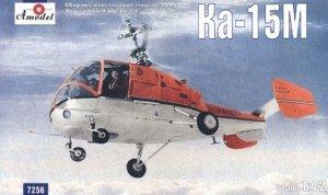 A-Model 07256 Kamov Ka-15M Soviet helicopter 1:72