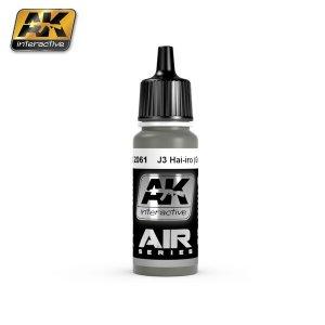 AK Interactive AK 2061 J3 Hai-iro (Grey)