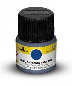 Heller 9014 014 French Blue - Gloss 12ml