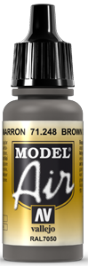 Vallejo 71248 Brown Grey