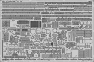Eduard 53227 CVN-65 Enterprise pt.3 TAMIYA 1/350