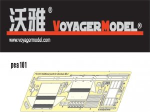 Voyager Model PEA101 Additional Parts for Sherman MK-III (For ALL) 1/35