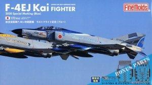 FineMolds 72838 JASDF F-4EJ Kai 2020 Special Marking Blue 1/72