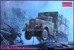 Roden 715 Sd.Kfz.3 Opel Maultier
