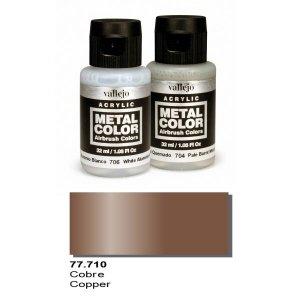 Vallejo 77710 Metal Color- Copper 32ml