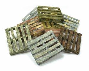 Vallejo SC233 Scenics Wooden pallets 1/35