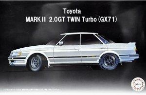 Fujimi 046129 Toyota Mark II 2.0GT Twin Turbo (GX71) 1/24