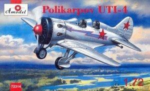 A-Model 72314 Polikarpov UTI-4 1:72